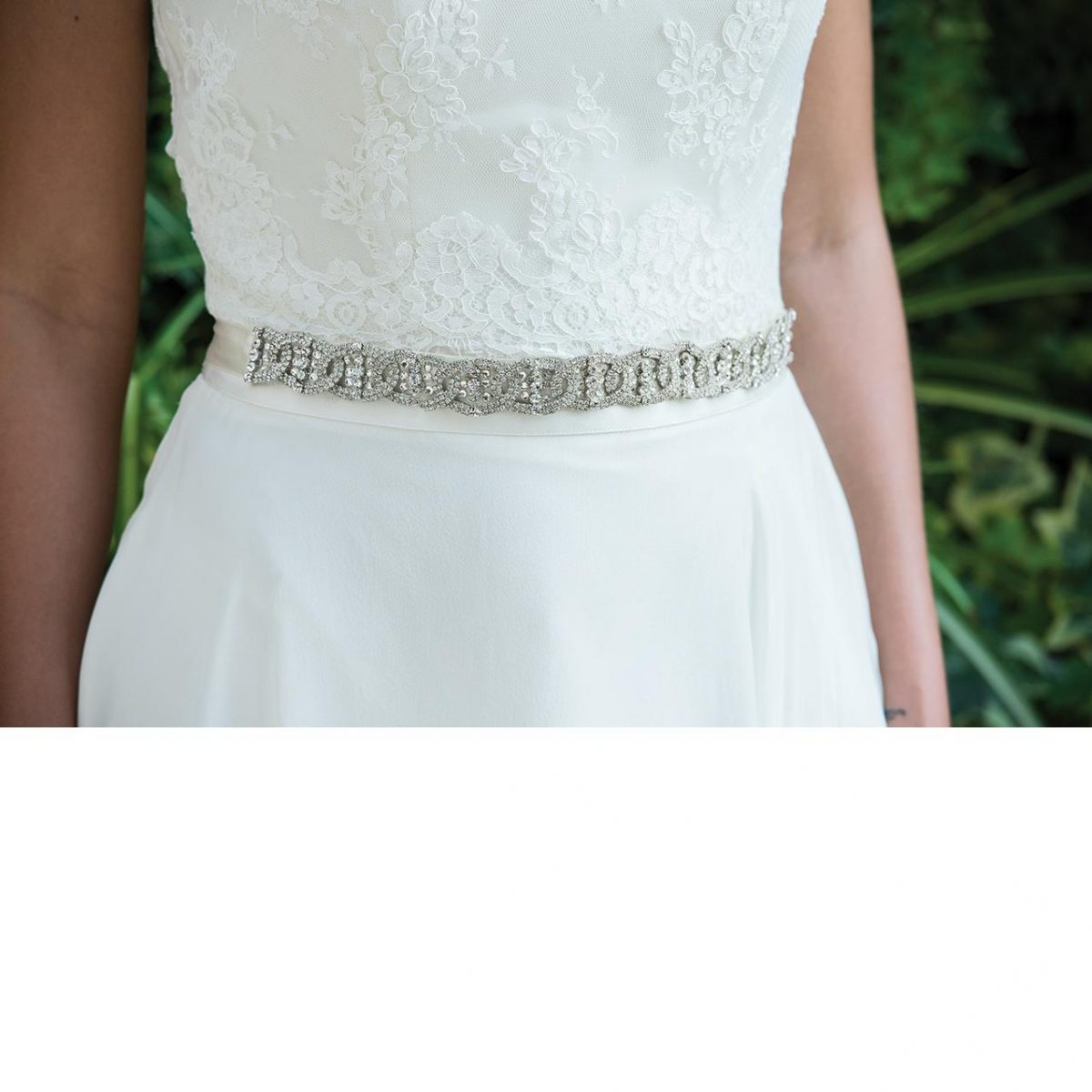Ivory and Co Renata Sash