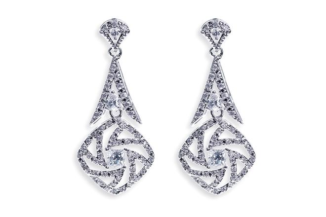 Ivory and Co Rockerfeller Earrings