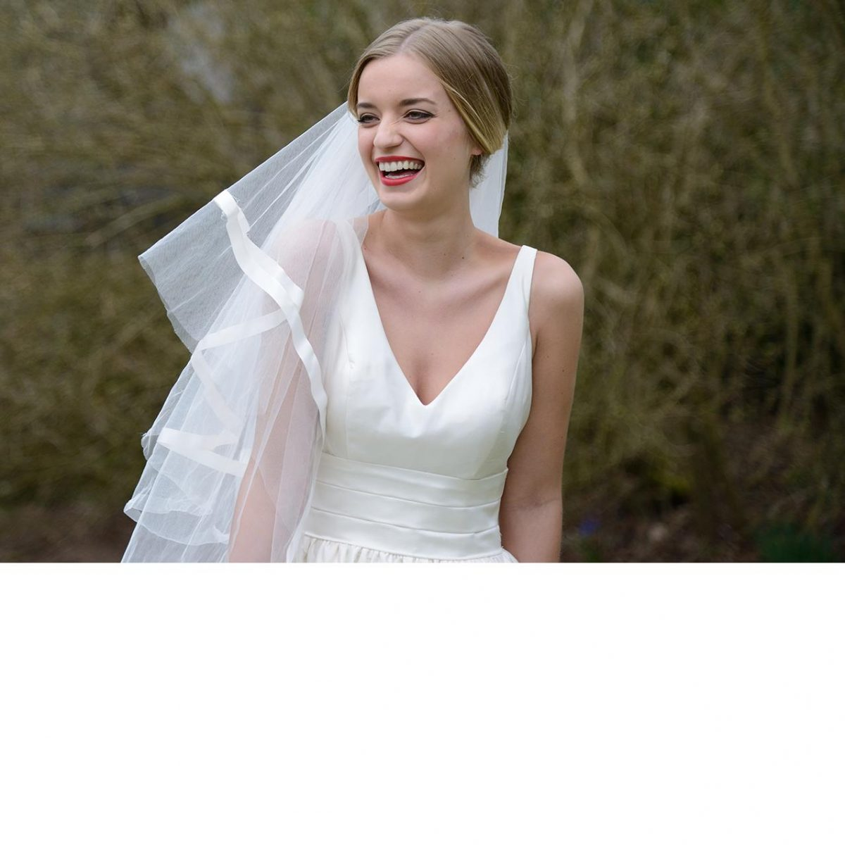 Ivory and Co Rome Veil