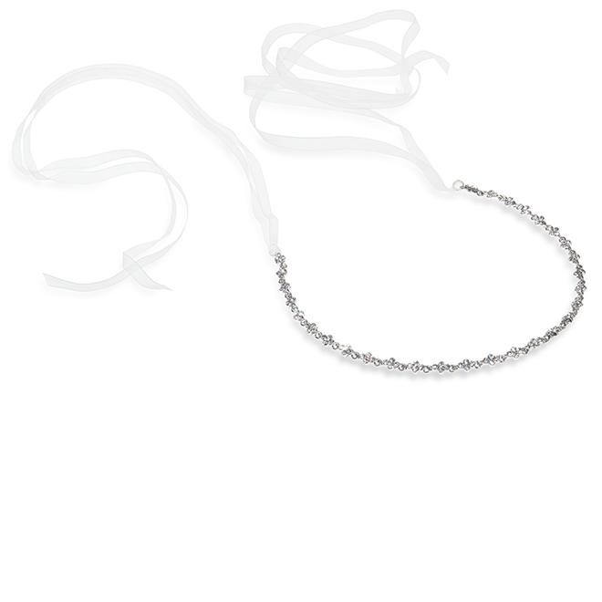 Ivory and Co Secret Promise Silver Hairvine