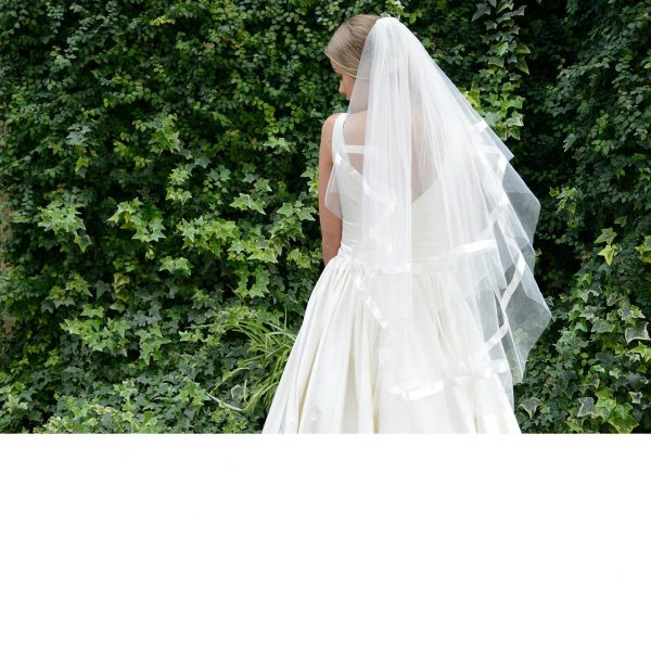 Ivory and Co Sicily Veil