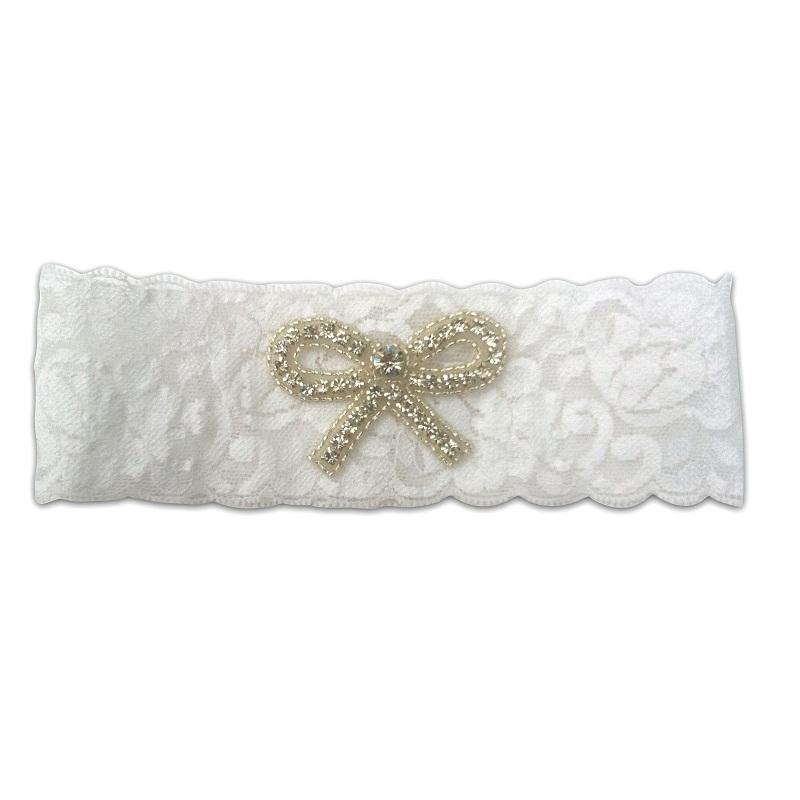 Sienna Crystal Bridal Garter