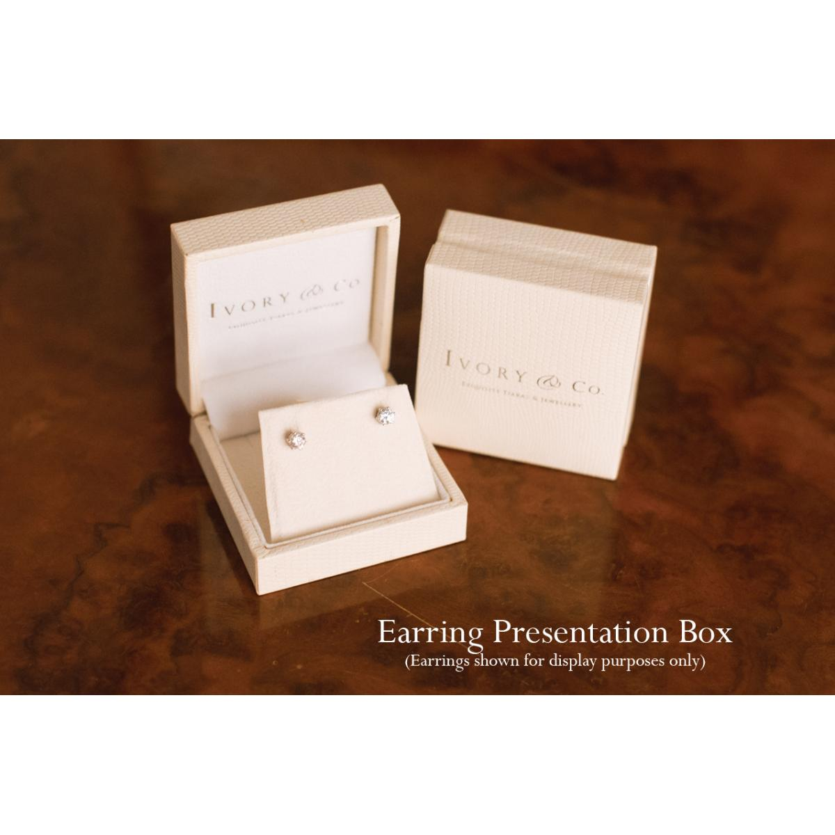 Ivory and Co Lisbon Earrings