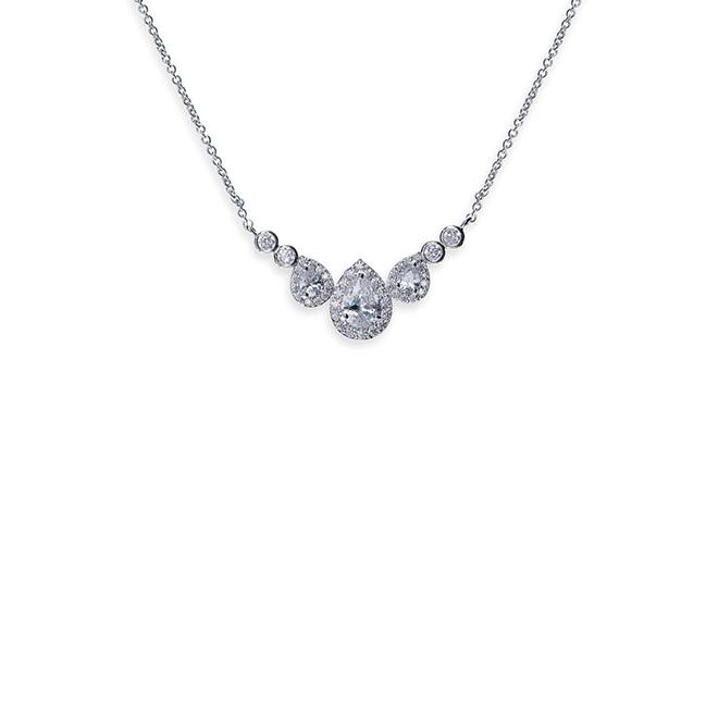 Ivory and Co Sorbonne Necklace