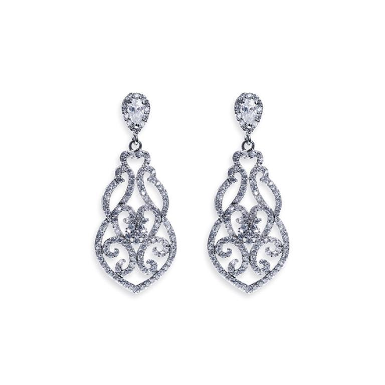 Ivory and Co Sorrento Earrings