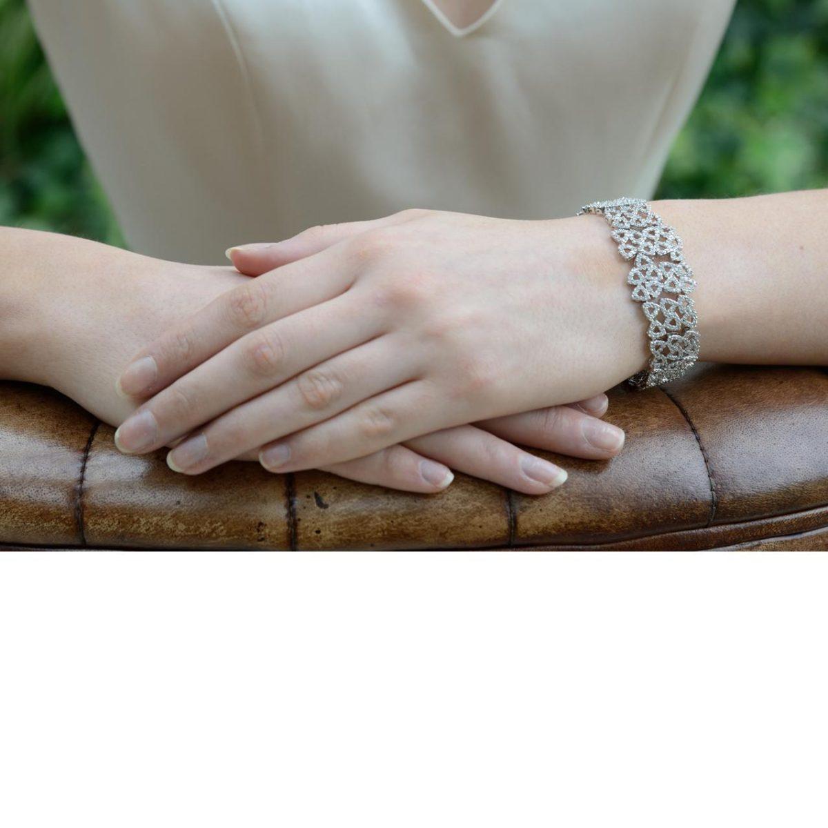 Ivory and Co St. Moritz Bracelet