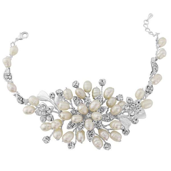 Starlet Freshwater Pearl Bracelet