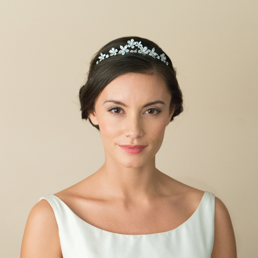 Ivory and Co Apple Blossom Tiara