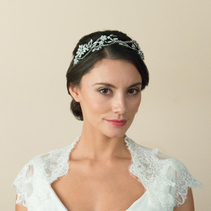 Ivory and Co Daphne Vine Headband