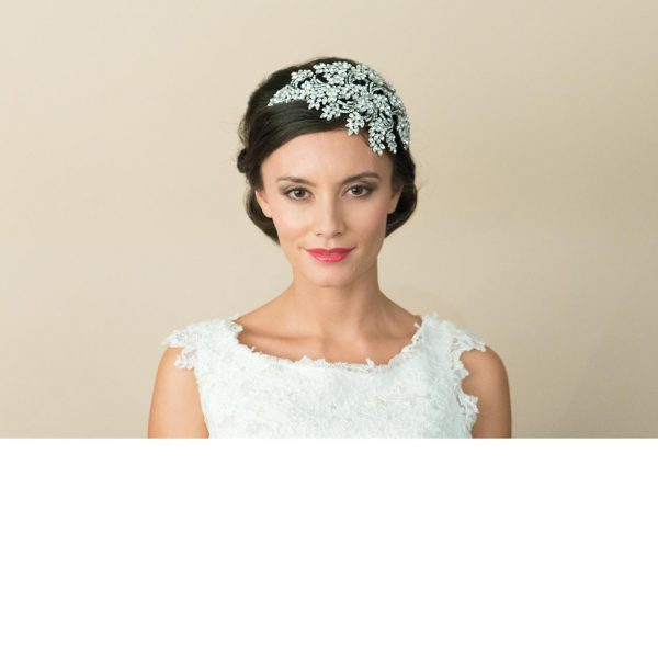 Ivory and Co The Majestic Headpiece