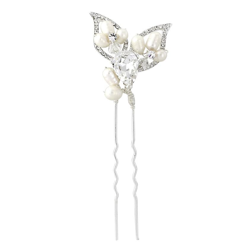 Tillie Gatsby Pearl Bridal Pin