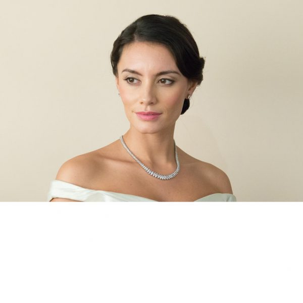 Ivory and Co True Love Necklace