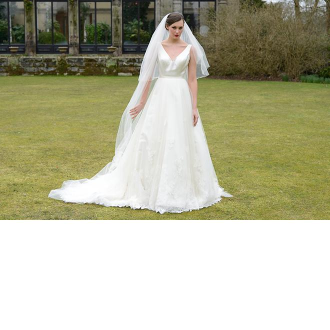 Ivory and Co Vermont Veil