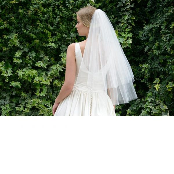 Ivory and Co Washington Veil