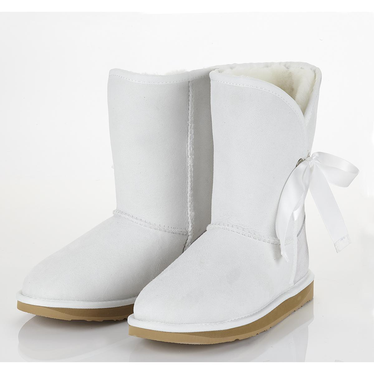 Luxe Sheepskin Boots