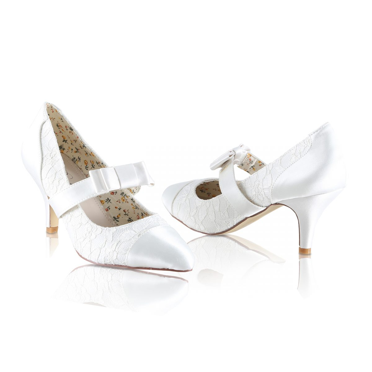 Perfect Bridal Aster Shoes