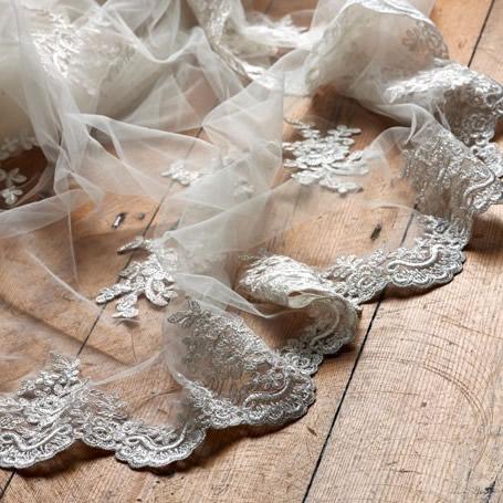 Joyce Jackson Bala Wedding Veil