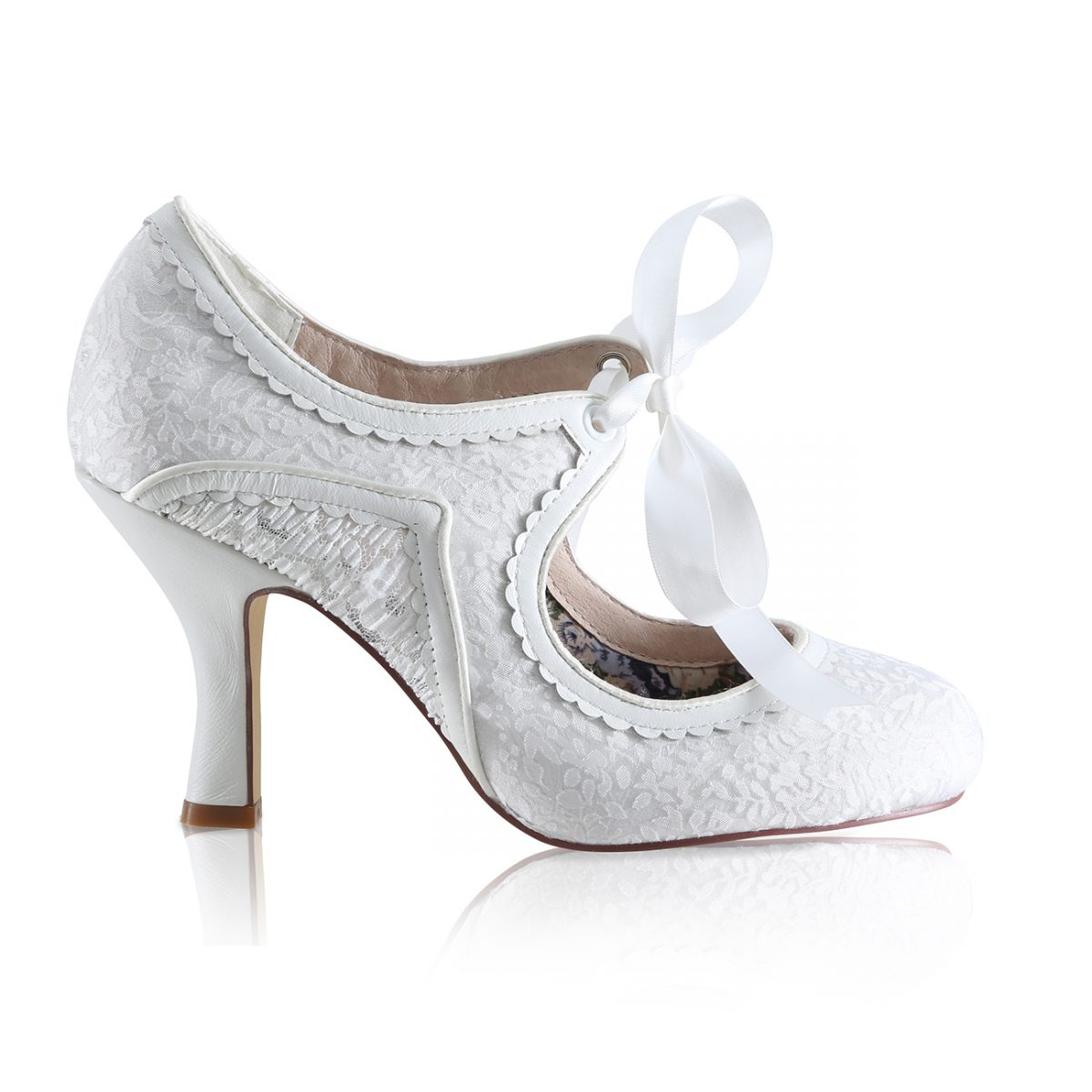 Perfect Bridal Bianca Shoes