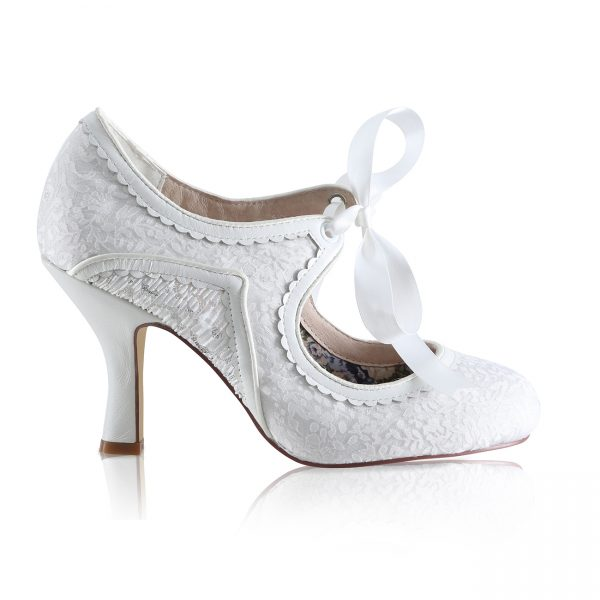 Perfect Bridal Bianca Shoes