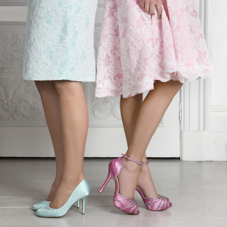 Shoe Dyeing Services - Purchases from this website