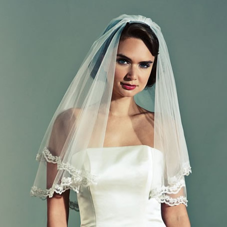 Joyce Jackson Castello Wedding Veil