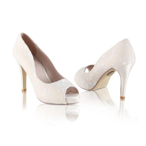 Perfect Bridal Celia Shoes - Gold
