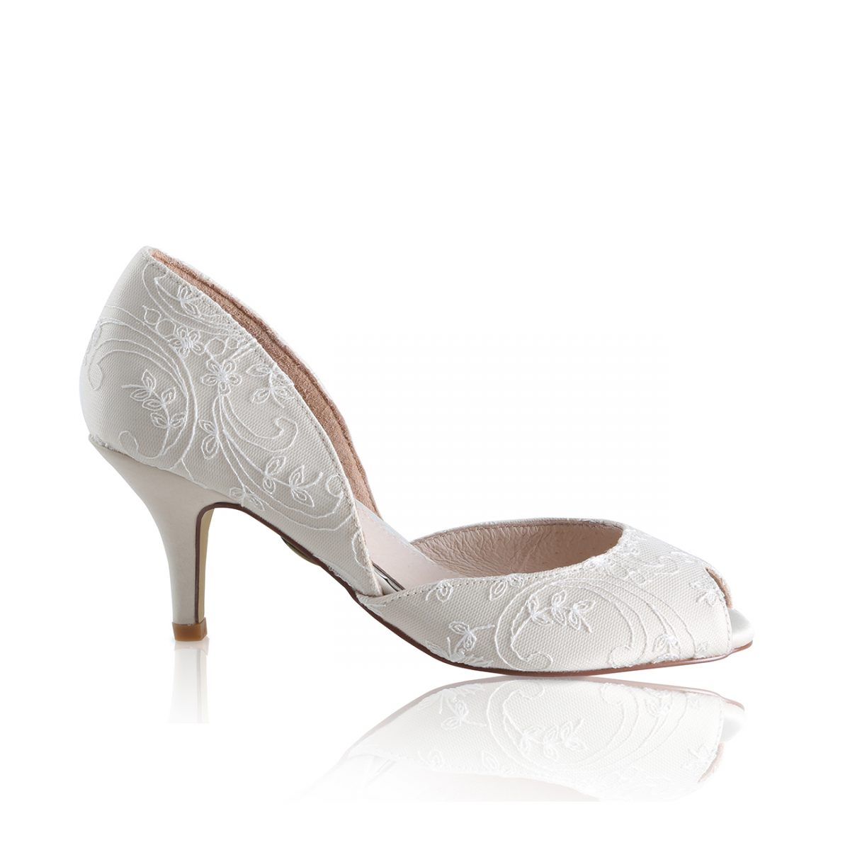 Perfect Bridal Corinne Shoes - Soft Gold