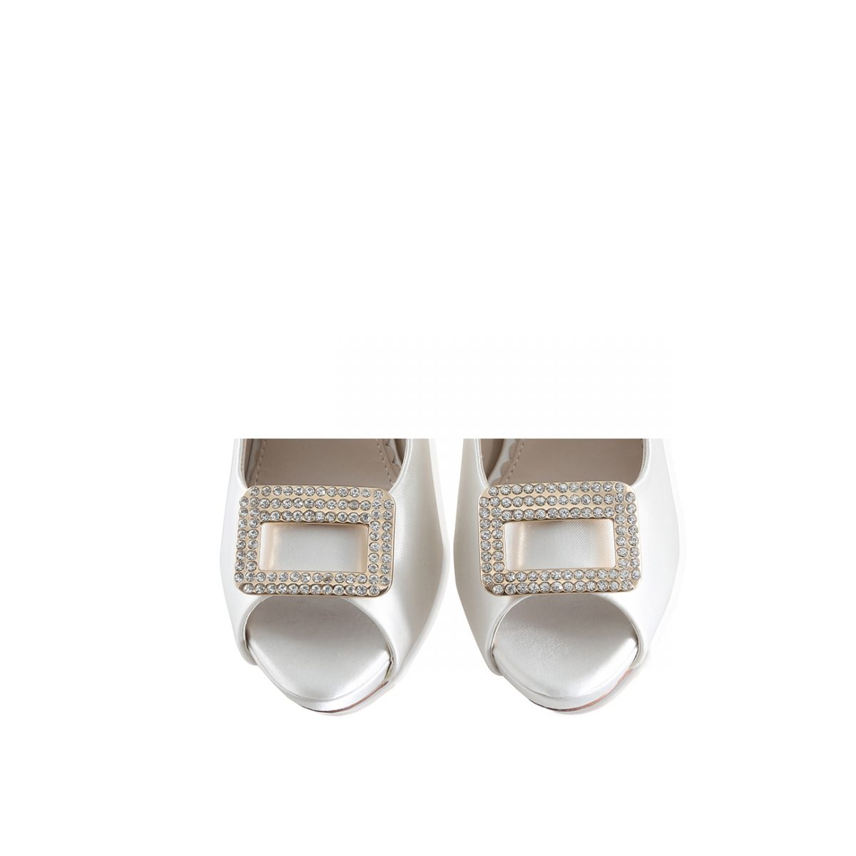 Perfect Bridal Date Shoe Trim - Gold