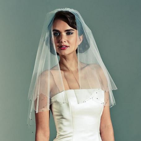 Joyce Jackson Deri Wedding Veil