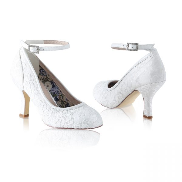 Perfect Bridal Dixie Shoes