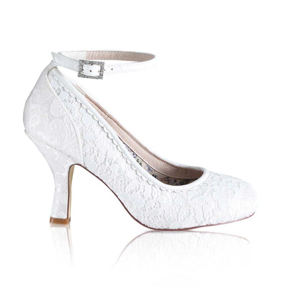 Perfect Bridal Dixie Shoes