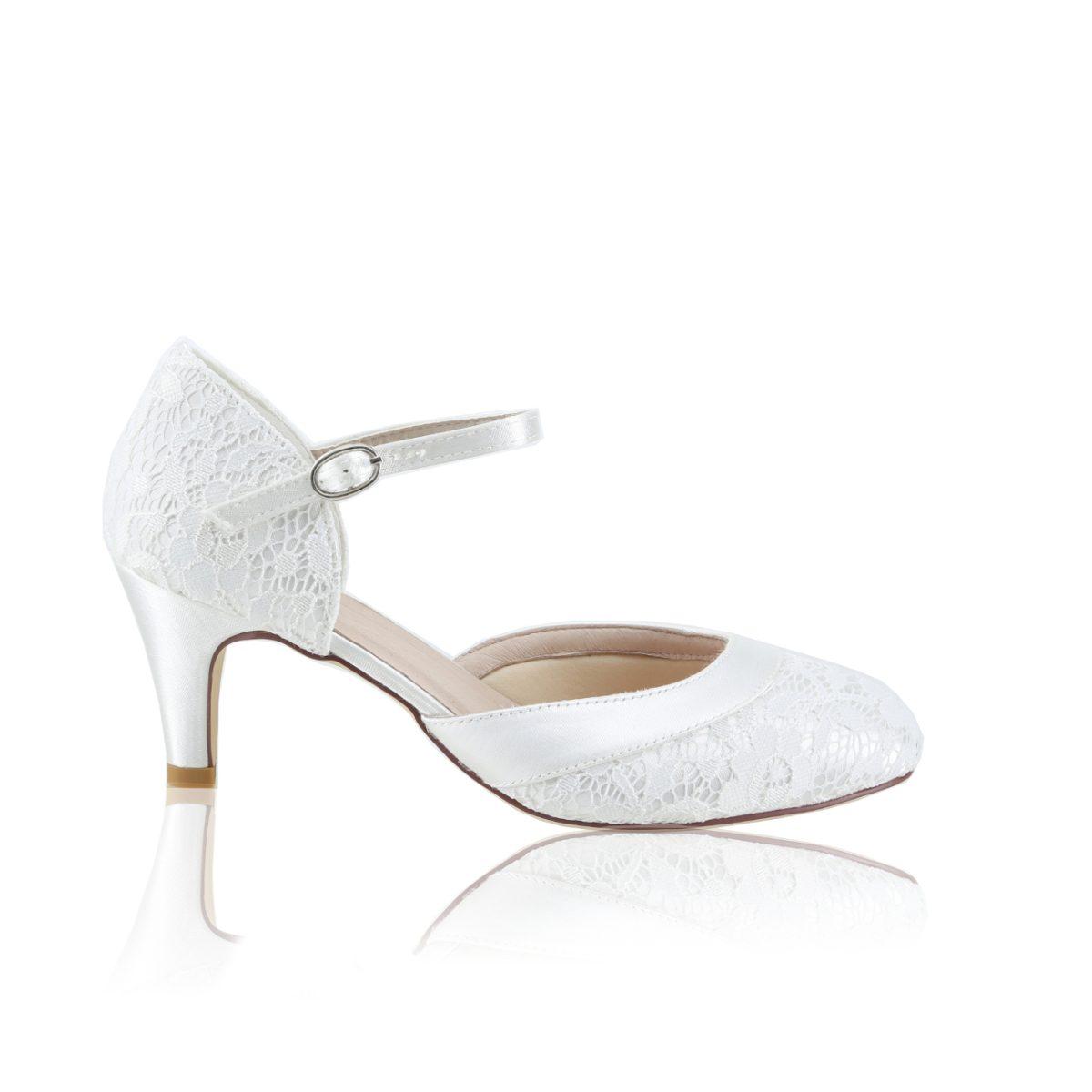 Perfect Bridal Elsa Shoes - Lace