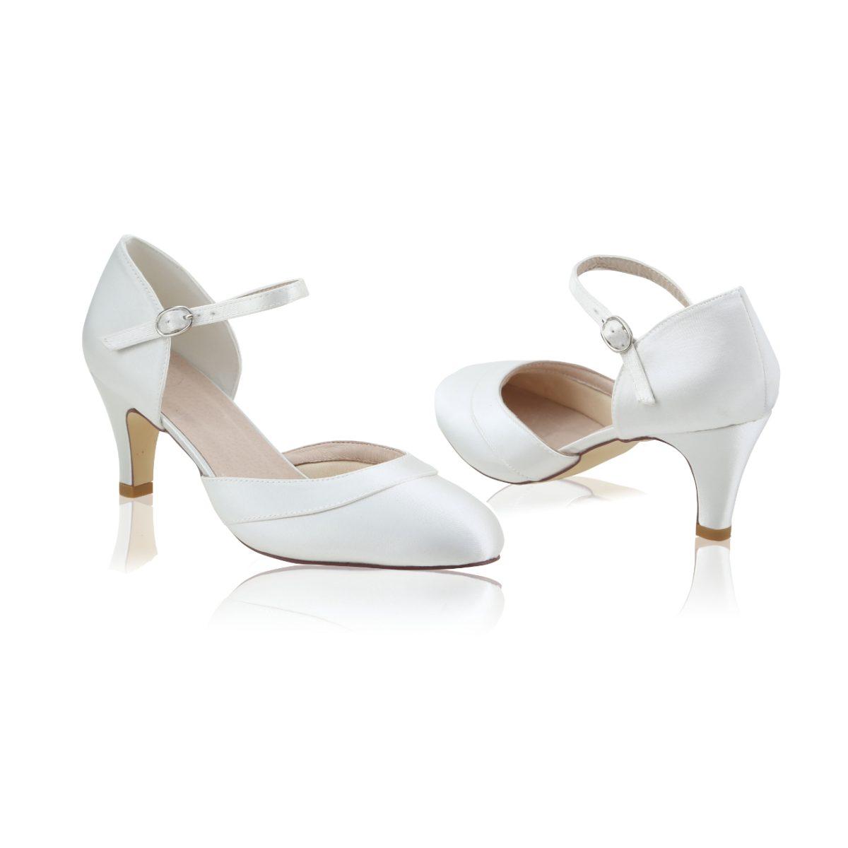 Perfect Bridal Elsa Shoes