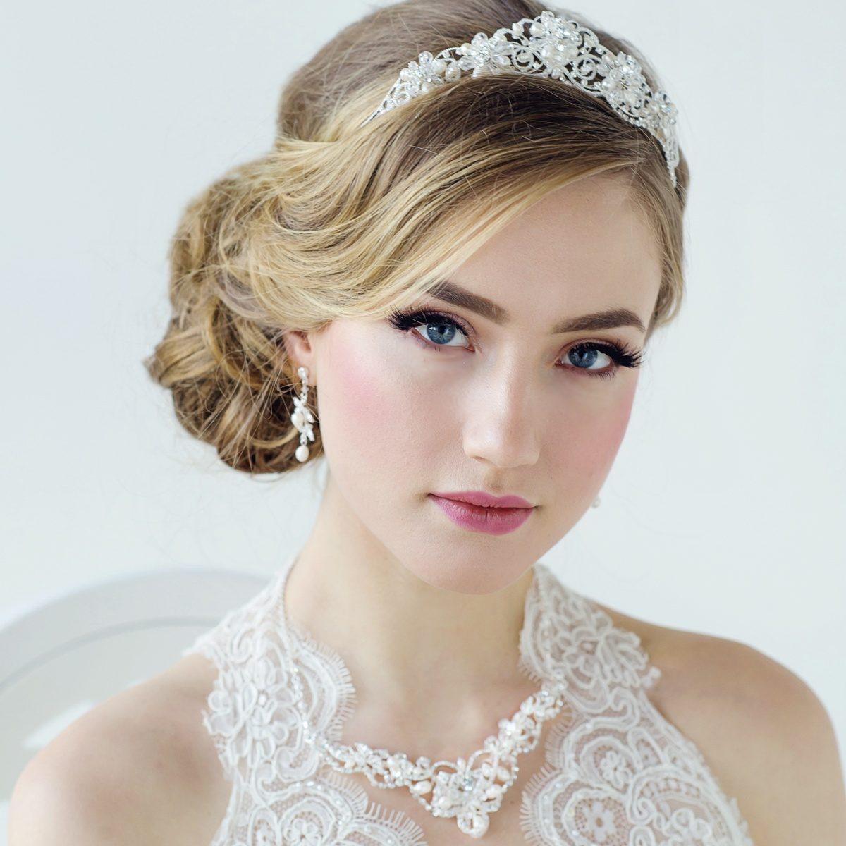 Exquisite Treasure Bridal Necklace Set