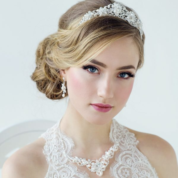 Exquisite Treasure Bridal Necklace Set