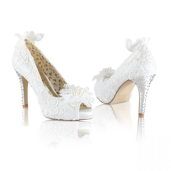 Perfect Bridal Flo Shoes