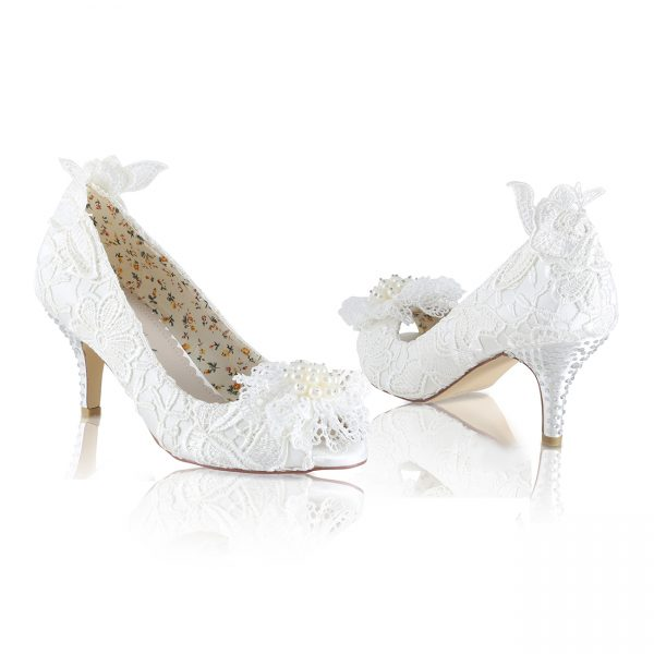 Perfect Bridal Fran Shoes