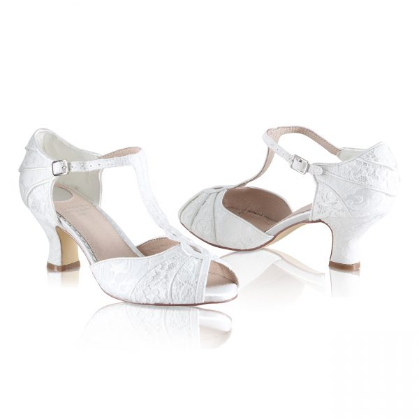 Perfect Bridal Greta Shoes