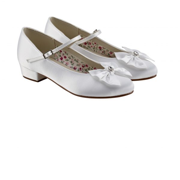 Rainbow Kids Honey Communion Shoes