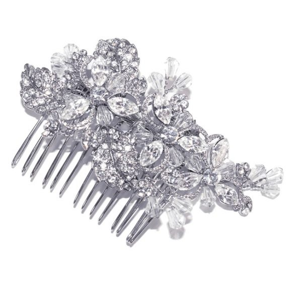 Ivory and Co Odessa Bridal Comb