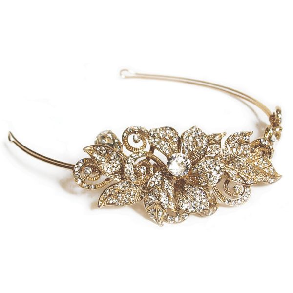 Ivory and Co Callista Headband