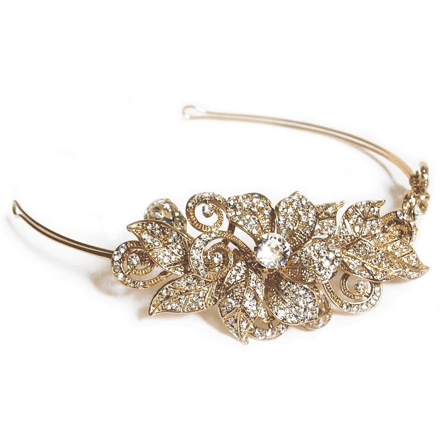 Ivory and Co Callista Headband