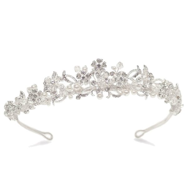 Ivory and Co Hyacinth Tiara