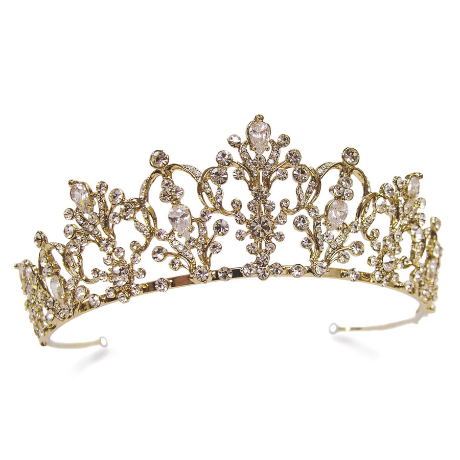 Ivory and Co Jaqueline Tiara