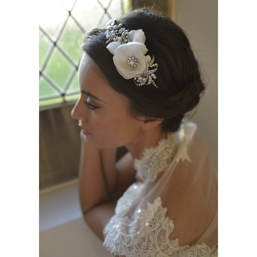 Ivory and Co Azalea Headband