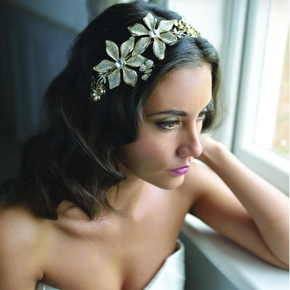 Ivory and Co Athena Headband