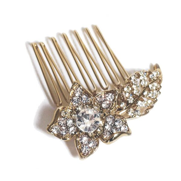 Ivory and Co Bettina Mini Bridal Comb