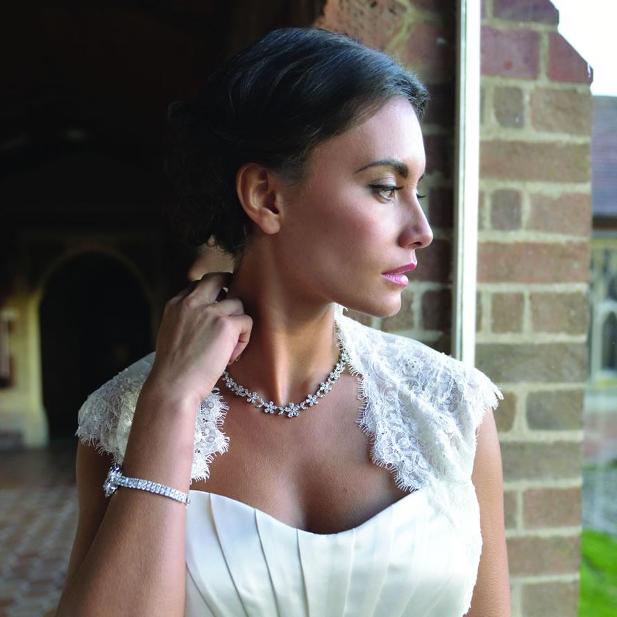 Ivory and Co Cherish Necklace
