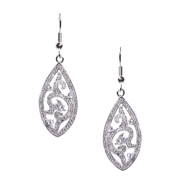 Ivory and Co Fitzgerald Earrings
