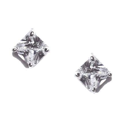 Ivory and Co Illusion Stud Earrings